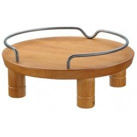株 リッチェル オンラインショップ 木製テーブル シングル ブラウン 犬用品 食器 公式サイト {SK} 日用品 4973655576915
