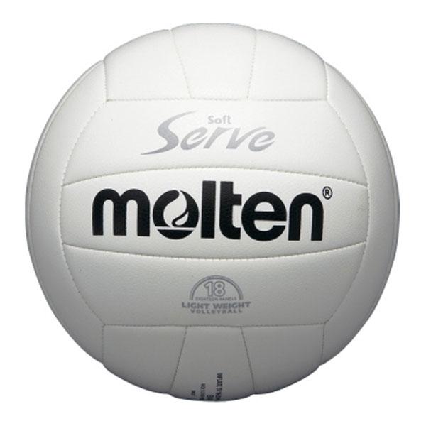 molten モルテン バレーボール ボール ソフトサーブ軽量バレーボール 大決算セール 5号球 ホワイト 白 レディース {SK} 女性用 男性用 人気激安 メンズ EV5W