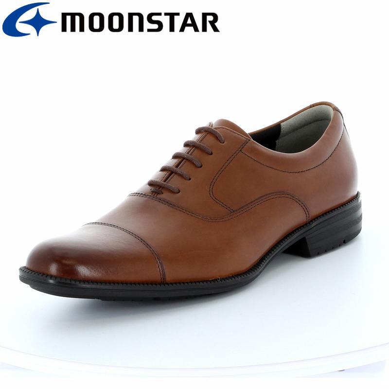 Moonstar(ムーンスター) ビジネスシューズ メンズ SPH4601 メンズ 【ブラウン】 42292773