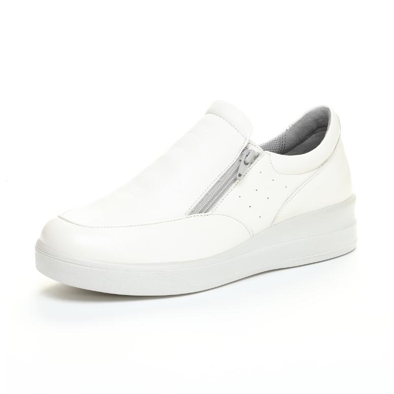 Moonstar ムーンスター コンフォートシューズ 革靴 人気の定番 SPORTH お買い得 スポルス SP9030 レディース {SK} 白 42300451 女性用 ホワイト