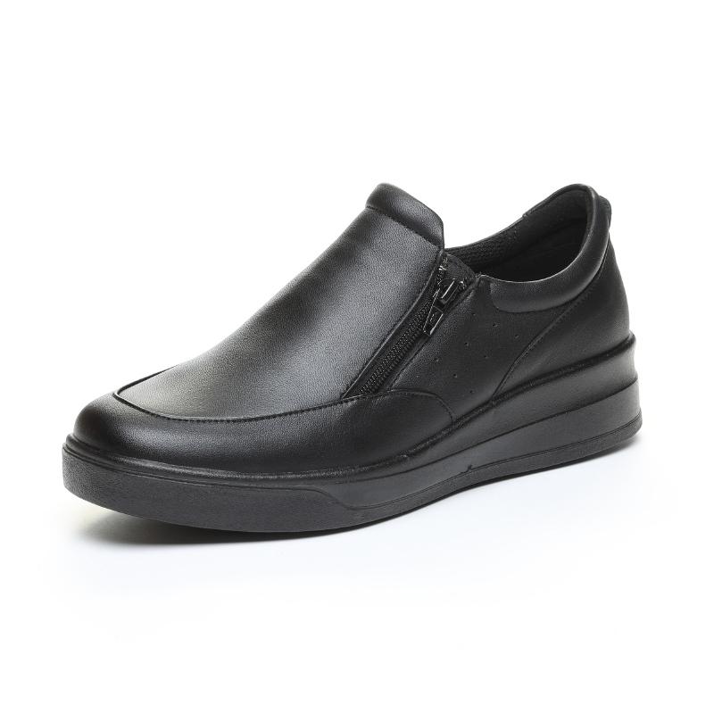 Moonstar ムーンスター 特価キャンペーン コンフォートシューズ 革靴 SPORTH スポルス お気に入 SP9030 女性用 ブラック {SK} 42300456 レディース 黒