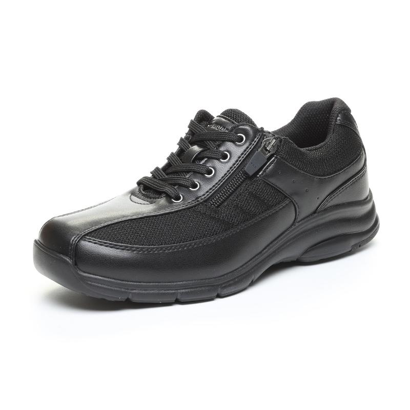 Moonstar ムーンスター ウォーキングシューズ 贈り物 革靴 WORLD MARCH ワールドマーチ WL3608 女性用 ソフトショック 黒 ブラック {SK} 市販 48500236 レディース
