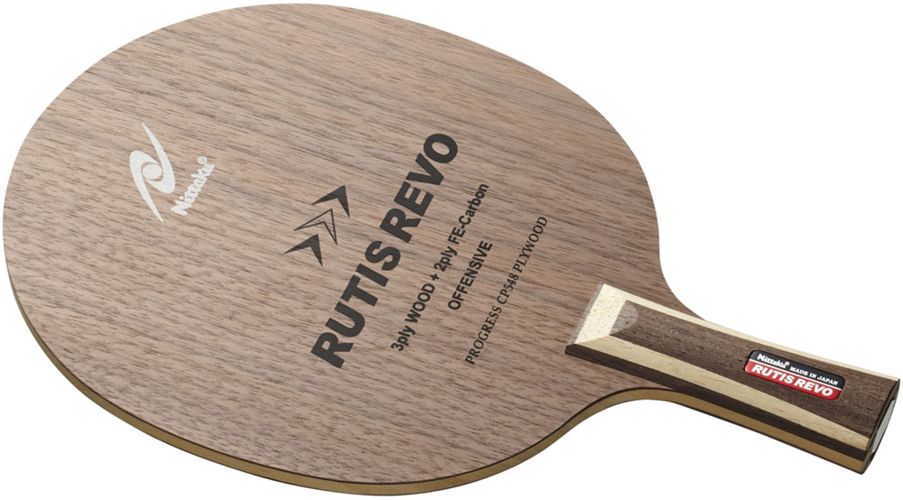 Nittaku(ニッタク) 卓球 ラケット ルーティスレポC メンズ・レディース NC0199