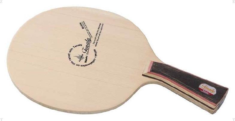Nittaku(ニッタク) 卓球 ラケット テナリーフェルク メンズ・レディース NC0343