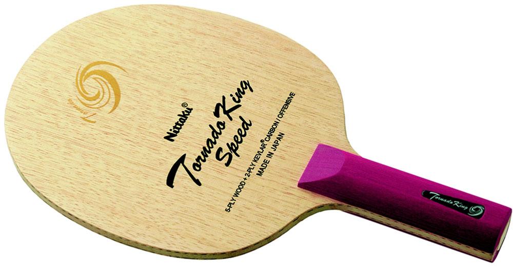 Nittaku(ニッタク) 卓球 ラケット トルネードキング スピード ST メンズ・レディース NC0408