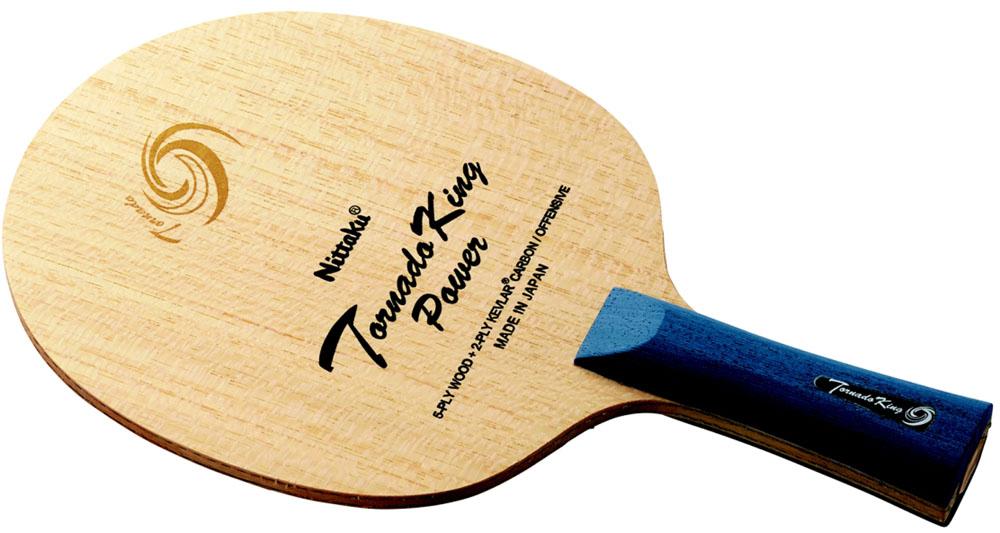 Nittaku(ニッタク) 卓球 ラケット トルネードキング パワー FL メンズ・レディース NC0411