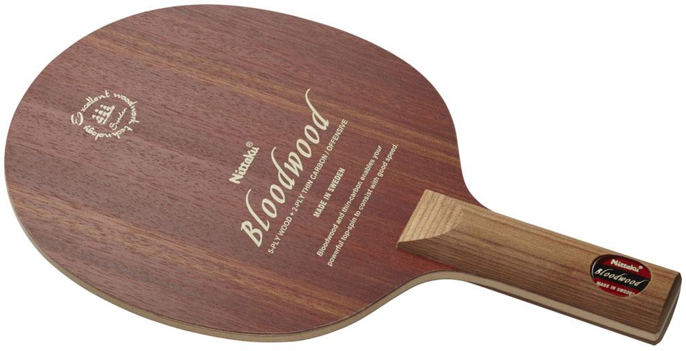 Nittaku(ニッタク) 卓球 ラケット ブラッドウッド ST メンズ・レディース NC0424