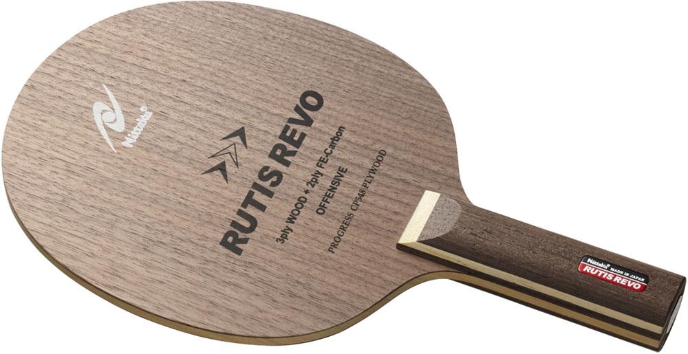 Nittaku(ニッタク) 卓球 ラケット ルーティスレポST メンズ・レディース NC0429