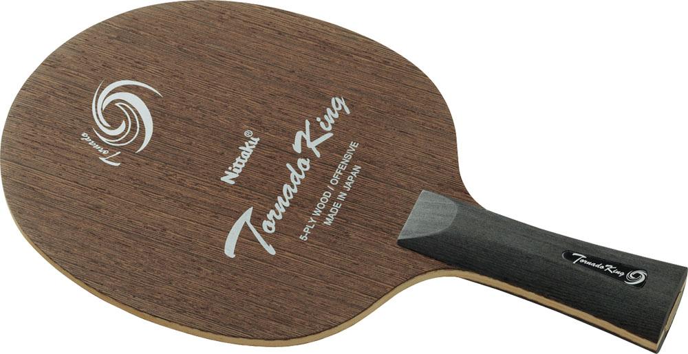 Nittaku(ニッタク) 卓球 ラケット トルネードキング FL メンズ・レディース NE6125