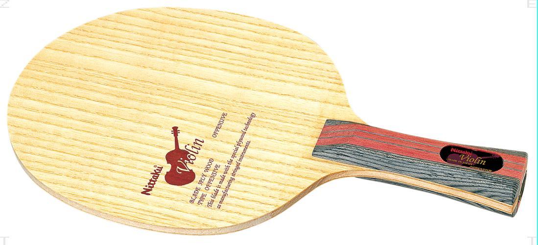 Nittaku(ニッタク) 卓球 ラケット バイオリン FL メンズ・レディース NE6757