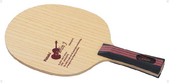 Nittaku(ニッタク) 卓球 ラケット バイオリンJ FL メンズ・レディース NE6869