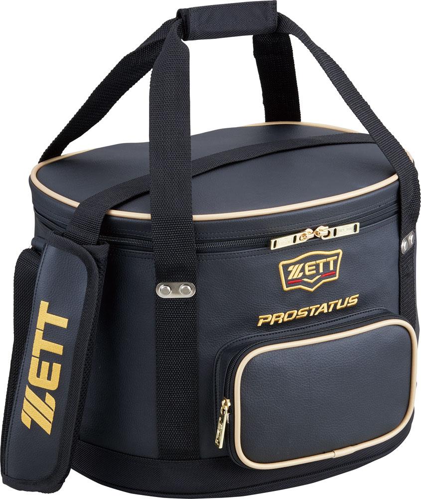 ZETT(ゼット) 野球 バッグ・ケース PROSTATUS(プロステイタス) ボールケース 【ブラック】 BAP217