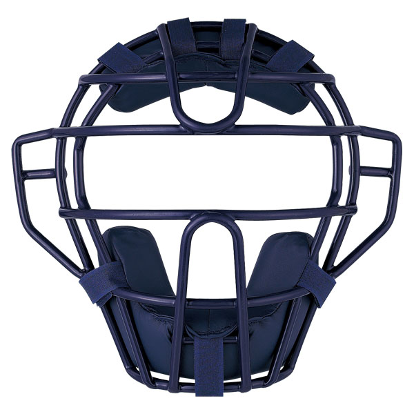 送料無料 ZETT 上等 新作アイテム毎日更新 ゼット 野球 BLM1240A 硬式野球用マスク ネイビー キャッチャーズギア