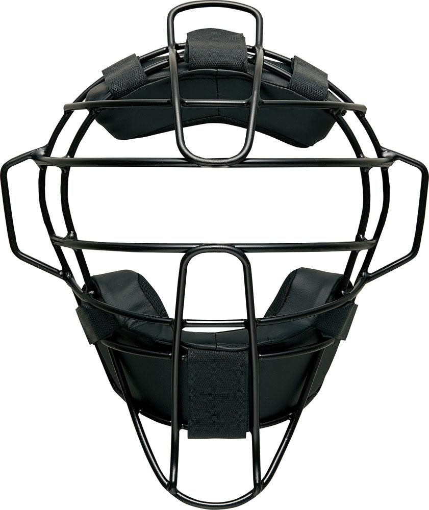 ZETT(ゼット) 野球 審判・アンパイア用品 PROSTATUS(プロステイタス) 硬式用チタンマスク 【ブラック】 BLM1265HSA