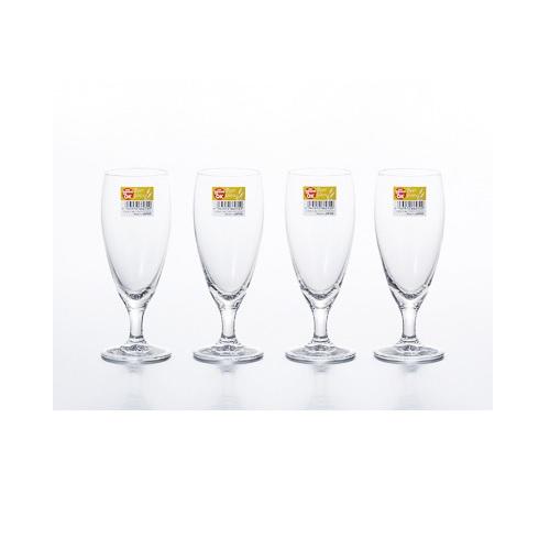 国産で日常使いに最適 お手頃価格なのに洗練されたデザイン グラスコレクション いよいよ人気ブランド ビアーグラス4個セット 40%OFFの激安セール アデリア S-5632 ADERIA