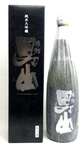 【新潟】根知男山 純米大吟醸 720