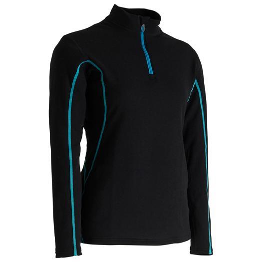 【ネコポスでお送りします!】ミズノ【MIZUNO】ブレスサーモ エブリプラス ハーフジップシャツ WOMEN'S【スキー・スノーボード用インナー】[レディース]