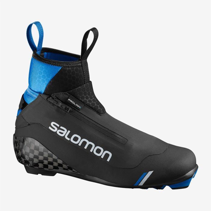 サロモン【SALOMON】クロスカントリースキーブーツS/RACE CLASSICS/レース・クラシッククラシカル競技用【PROLINK】
