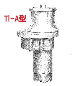 岩崎 ヤングローラー TI-A1 高速モータ 送料無料 船舶電装品