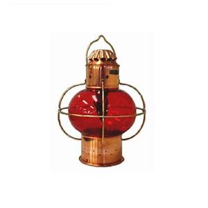 日本船燈 グローブランプ グローブ:透明 銅板製 送料無料 船舶電装品