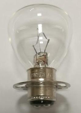 舶用電球 白熱電球 P35d RP35 48V25W 50個入