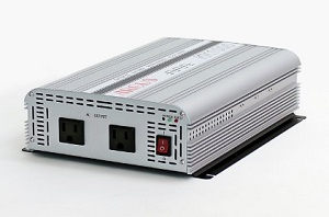 アーガス 矩形波 インバーター 12V KK1000 ACC付 ファン付