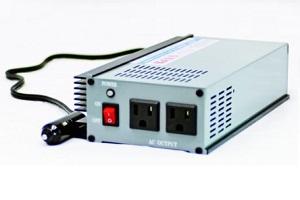 アーガス 正弦波 インバーター 12V AS150 ACC付 DC入力部シガープラグタイプ