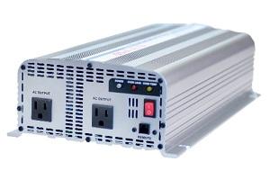 アーガス 正弦波 インバーター 12V AS1500 リモコン端子(別売) ファン付