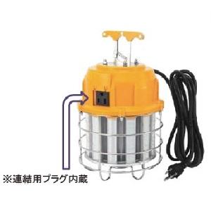 吊下げ LED ランタン JTM-60A ジャパンマグネット コンセント 100V 200V 屋外 防水 IP65
