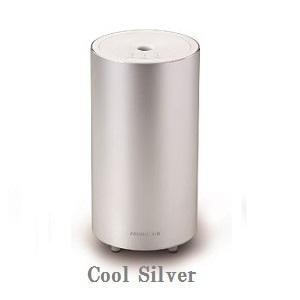 AROMASTAR 気化式アロマディフューザー アロミック・エアー本体 Cool Silver 100mlビン付き ※オイルは別売り 6~40畳用 送料無料