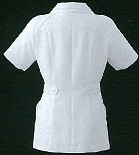 BR1060 オンワード ナースウェア ジャケット 女性用 制菌加工 制電 ストレッチ 透け防止 防汚 吸汗 速乾 形態安定性w8mvn0OyN
