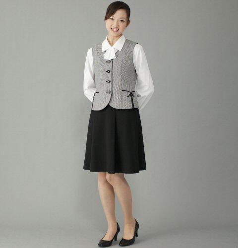 FV30599 ベスト (送料無料 フォーク folk 白 ホワイト ピンク グレー 春夏 レディース 女性用 通販 白衣ネット)