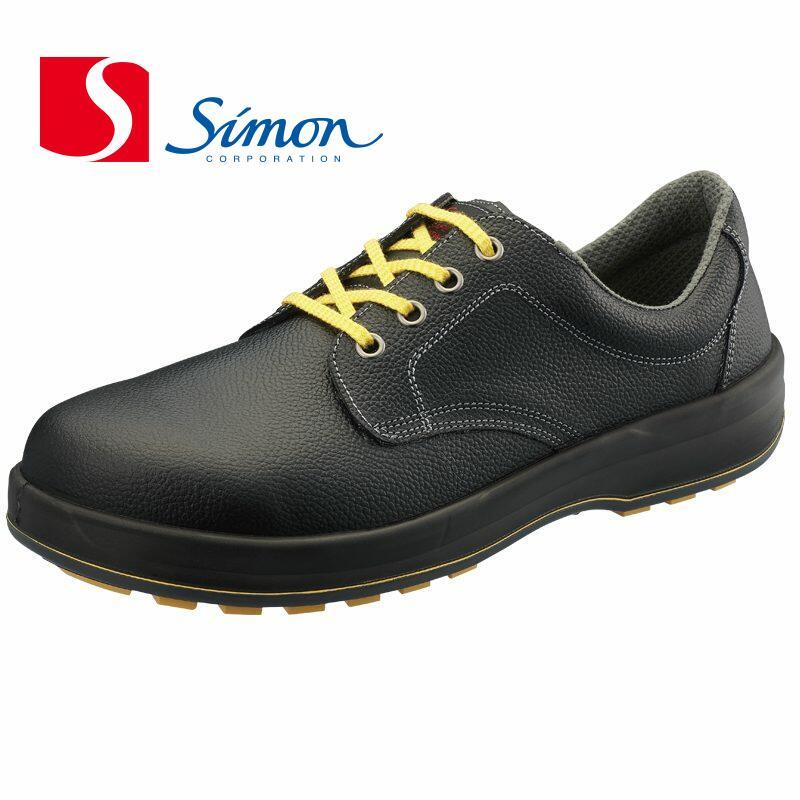 静電安全靴 シモン SS11 黒 制電安全靴 simon
