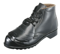 安全靴 シモン 樹脂プロテクター 中編上 FD22 D-6