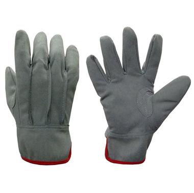 作業手袋 マイクロファイバー 背縫い 10双組 052 富士手袋工業