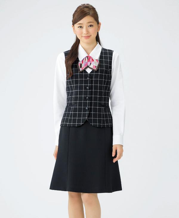 BONMAX ボンマックスAS2279 インプレス マーメイドスカートサイズ:5号・21号事務服 制服 【代引き不可】