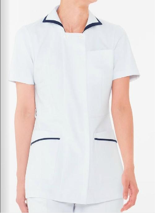 Naway ナウェイ ナガイレーベンFT-4422 女子上衣サイズ:S~ELナースウェア