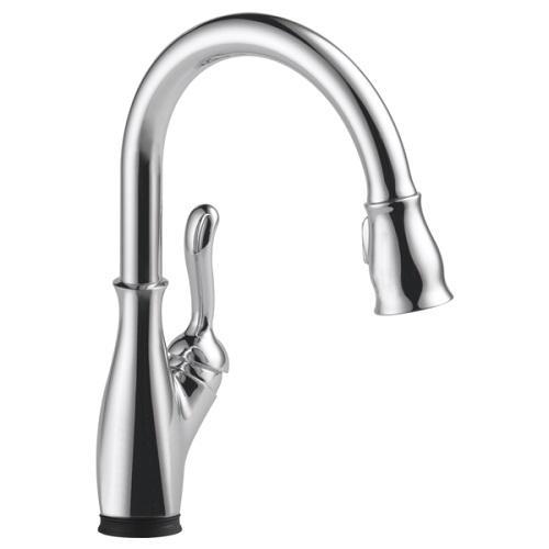 DELTA delta Ryland kitchen faucet touch faucet single lever chrome  9178T-DST touch sensor shield spray