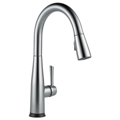 DELTA/デルタ エッサ (キッチンタッチ水栓) ステンレス 9113T-AR-DST