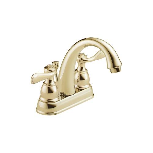 DELTA/デルタ ウィンドモア (洗面用水栓) ゴールド B2596LF-PB