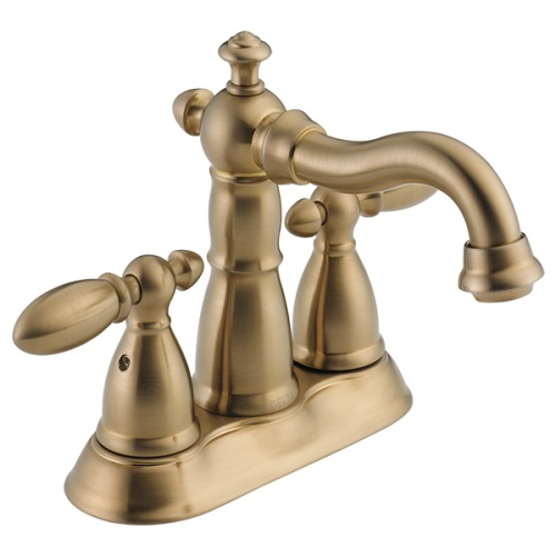 DELTA/デルタ ヴィクトリアン (洗面用水栓) シャンパンブロンズ 2555-CZMPU-DST