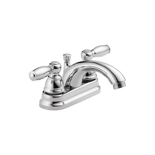 PEERLESS 公式ストア ピアレス クレイモア 洗面 洗面用水栓 混合 節水 買収 クローム 輸入水栓 正規品 P299675LF 2ハンドル