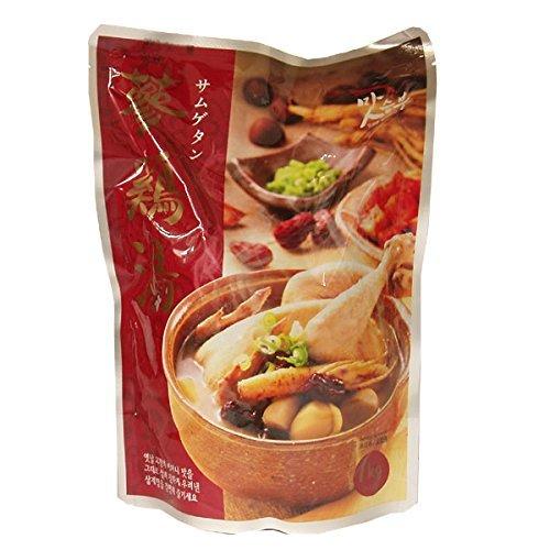 送料無料 マッスンブ サムゲタン(参鶏湯)レトルト 1kg×9袋  1袋あたり1100円 全国送料無料
