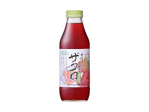 順造選 ザクロ 100% 500ml×12本 ざくろ ジュース マルカイコーポレーション 100% 果汁 ジュース 100%ジュース