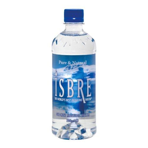 イースブレ グレイシャルウォーター 500ml×24本 ペットボトル ノルウェーの名水 ピュアウォーター 輸入名水 海外名水 超軟水