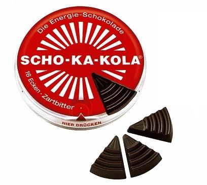 ショカコーラ ビター100g×10個 (ドイツのチョコ)