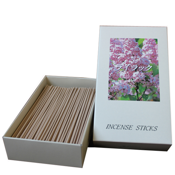 ライラックの香り 線香 お線香 お香 アロマテラピー あす楽対応 豊富な品 ライラック線香 贈与