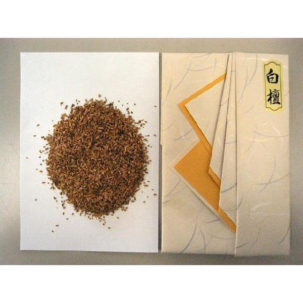 インド産老山白檀 ろうざんびゃくだん の刻みです 白檀 お香 香木 老山白檀 30gタトー紙入り ふるさと割 営業 刻み あす楽対応 サンダルウッド