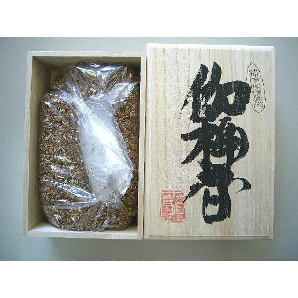 焼香 抹香 「伽楠香250g桐箱入り」【送料無料】
