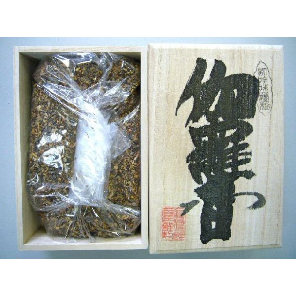 焼香 抹香 「伽羅香250g桐箱入り」 【送料無料】